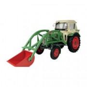 Tractor Fendt Farmer front loader si cab