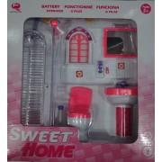 Fürdőszoba szett gyerek játék - Sweet Home