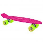 skateboard Spokey CRUCIŞĂTOR Pennyboard roz