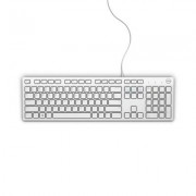 Dell Multimedia Keyboard - KB216 - White