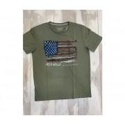 FRED MELLO T-Shirt Bandiera