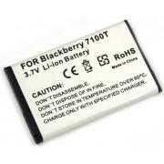 Blackberry Batterie pour entre autre BlackBerry 7100T, 8300 Curve (C-S2)