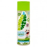 Sampon natural fara miros pt copii, 200ml, Jackson and Reece