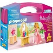 Set Portabil Printesa PlayMobil