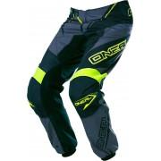 Oneal O´Neal Element Racewear Pantalones de Motocross Gris 30