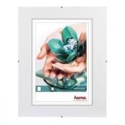 Hama Cadre photo sans bordure Clip-Fix, verre réflexe, 30 x