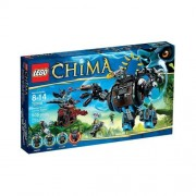 Toy / Play Lego Chima 70008 Gorzans Gorilla Striker, Features Big Swinging Arms, Articulated Hands Game / Kid / Child