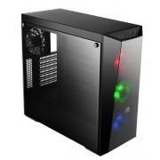 Carcasa Cooler Master MasterBox Lite 5 RGB, MidTower, Fara controller RGB (Negru)