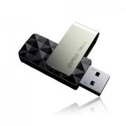 Silicon Power Blaze B30 8GB 8GB USB 3.0 (3.1 Gen 1) Tipo-A Argento unità flash USB