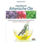 Primavera Home Libros sobre aromas Manual de aceites esenciales Libro de perfumes 1 Stk.