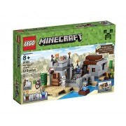 LEGO Minecraft the Desert 21121 LEGO Minecraft Desert Zone