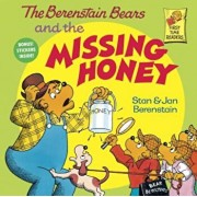 The Berenstain Bears and the Missing Honey, Paperback/Stan Berenstain