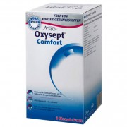 AMO | Abbott Oxysept Comfort B12 - 3x300ml & 90 Tabletten & Behälter