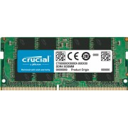 Crucial CT16G4SFD824A - Geheugen - DDR4 (SO DIMM) - 16 GB - 260-PIN - 2400 MHz / PC4-19200 - CL17