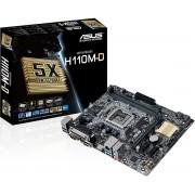 ASUS H110M-D moederbord LGA 1151 (Socket H4) Micro ATX Intel® H110