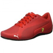 Puma Men'S SF Drift Cat 5 Ultra Red Synthetic Sneakers