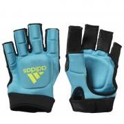 Adidas HKY OD Glove Blue/Yellow DISCOUNT DEALS