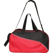 One Up 20 inch/50 cm (Expandable) Expandable Red-2 Trolley Bag Duffel Strolley Bag(Red)