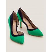 Boden Chaussures à talons mi-hauts Sophia BGR Femme Boden, Green - 42