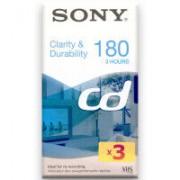 Videoband 180min 3-pack