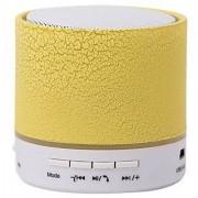Tech Gear T13 Bluetooth Speaker (White Yellow)