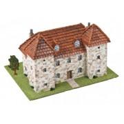 Casa franceza regiunea Auvergne kit ceramica Domenech