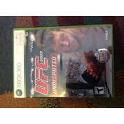 UFC 2009 Undisputed Game [Xbox 360]