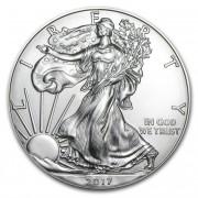 American Eagle Stříbrná investiční mince 1 Oz 2017