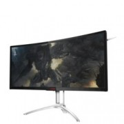 "Монитор AOC AGON AG352UCG, 35""(88.90 см) MVA панел, UWQHD, 4ms, 300 cd/m2, HDMI, DP, NVIDIA G-SYNC"