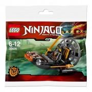 LEGO® Polybag LEGO NINJAGO - 30426 - Sumpfboot auf geheimer Mission