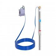 Pompa sommersa per pozzo - 3.780 l/h - 750 W