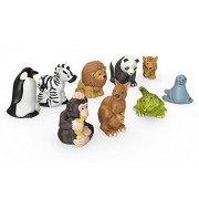 Fisher-Price Little People Zoo Animal Friends 9-Pack Baby Toy