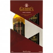 Grant's 700ml+2 Pahare NEW