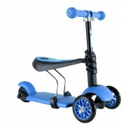 Y Volution Glider 3 in 1 blue