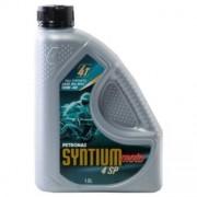 Petronas SYNTIUM MOTO 4SP 10W-40 1 Litres Boîte