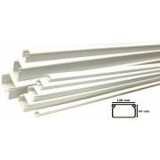 Canal Cablu PVC 120x60 mm - 2 m Novelite,
