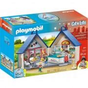 Playmobil City Life - Restaurant, set de joaca mobil