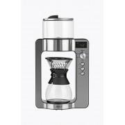 BEEM Kaffeemaschine Pour Over mit Kaffeewaage 1500W Edelstahl/schwarz