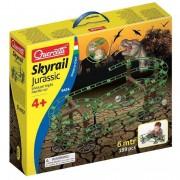 Quercetti pista per biglie skyrail junior dinosauri 6 metri 6434
