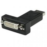 Techly Adattatore DisplayPort DP M a DVI-I 24+5 F