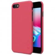 Mobiltillbehör Mobilskal Nillkin Super Frosted Skal iPhone 7/8/SE 2020 Röd
