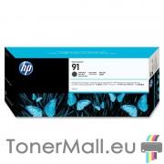 Мастилена касета HP 91 (C9464A) Matte Black