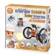 Roboti cu Energie Solara, 14 Modele