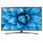 "Телевизор LG 55UN74003LB, 55"" 4K IPS UltraHD TV 3840 x 2160, DVB-T2/C/S2, webOS Smart TV, ThinQ AI, Quad Core Processor 4K, WiFi 802.11ac, HDR10 PRO 4K/2K, AI Sound, Voice Controll, Miracast / AirPlay 2, HDMI, CI, LAN, USB, Bluetooth, Crecent Stand"