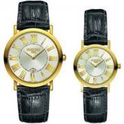 Комплект Дамски и Мъжки часовник Roamer, Limelight Set, 934000 48 11 SE