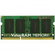 Kingston ValueRAM SO-DIMM DDR3 1333 PC3-10600 4GB CL9