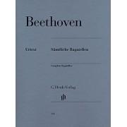 Beethoven Complete Bagatelles Samtliche Bagatellen