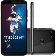 Celular Motorola Moto E6 Play 32GB 2Gb Ram Negro