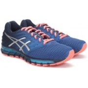 Asics GEL-QUANTUM 180 2 Running Shoes For Men(Multicolor)