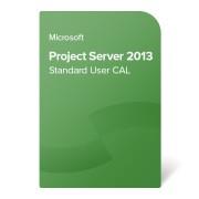 Microsoft Project Server 2013 Standard User CAL OLP NL, H21-03306 elektronički certifikat